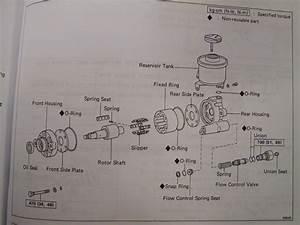 Fj60 Power Steering Pump