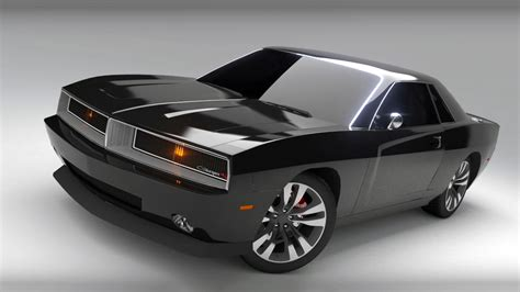 Could This Dodge Charger Rt Concept Become Reality?