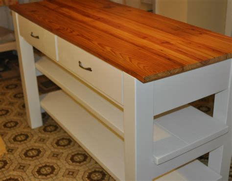 do it yourself kitchen islands white modified michaela 39 s kitchen island diy projects