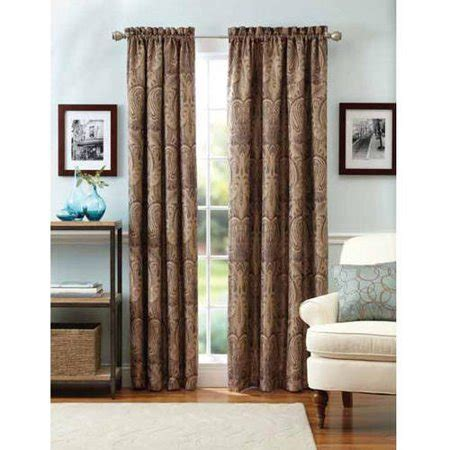 better homes and gardens curtains better homes and gardens meridia curtain panel walmart