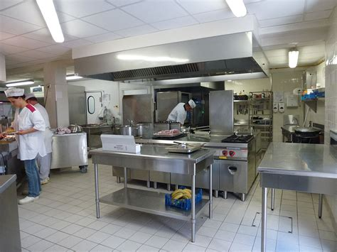 normes cuisine restaurant création d 39 un restaurant inter administratif et
