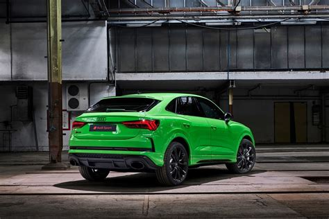 audi rsq3 2020 the 2020 audi rs q3 is a souped up suv you ll to