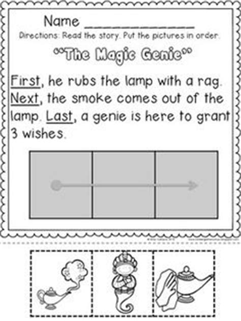 sequencing cut and paste kindergarten kolleagues