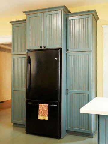built  refrigerator  kitchen ideas