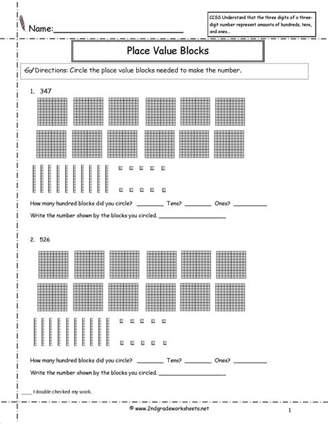 common math sheets for 2nd grade 2nd grade math