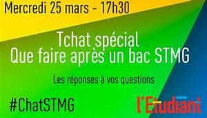 Apres Un Bac Es : tchat quelles tudes apr s un bac stmg l 39 etudiant ~ Maxctalentgroup.com Avis de Voitures