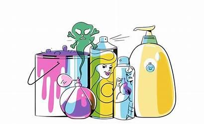 Air Deodorant Using Pollution Minyak Kita Dalam