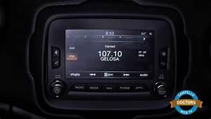 Jeep Renegade - Tutorial Al Sistema Radio Uconnect