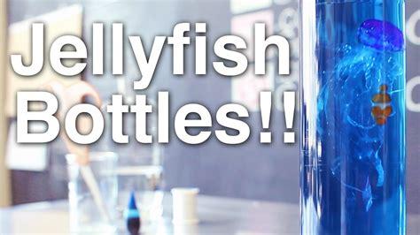 jellyfish   bottle announcement youtube