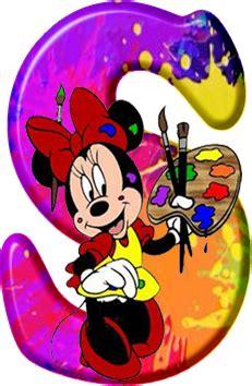 chb mayuscula de minnie mouse disney letters cute alphabet disney font