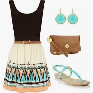 Cute Summer Outfits - Bilder Land