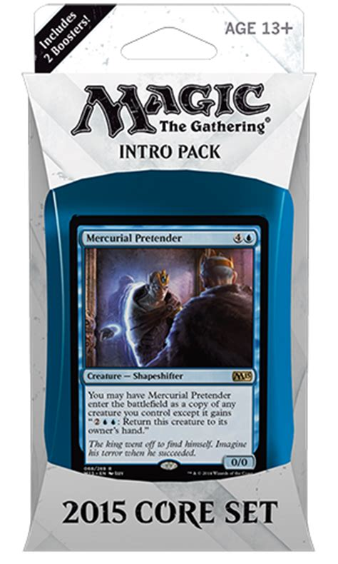 Mtg Enchantment Deck 2015 by Magic 2015 Intro Pack Decklists Magic The Gathering