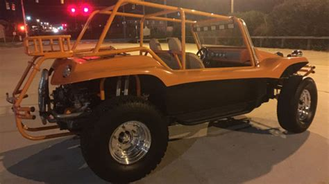vw volkswagen dune buggy sand rail baja hot rat rod