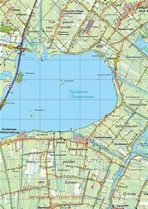 Ossenzijl kaart nederland