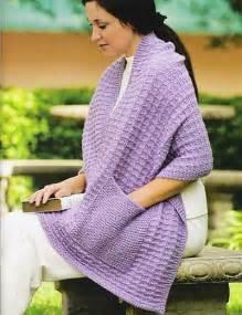 Pocket Prayer Shawl Crochet Pattern