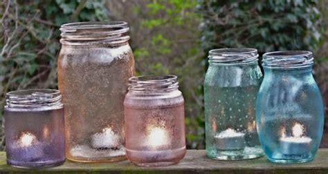 riciclare vasi di vetro riciclare vasi vetro lanterne blogmamma it blogmamma it