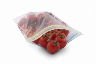 Bag Plastic Zip Bags Lock Storage Glad