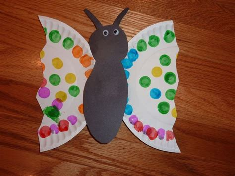 paper plate butterfly pattern posted by jennwa at 5 55 461 | 554a195a5c37e770f79525082bd5a45a