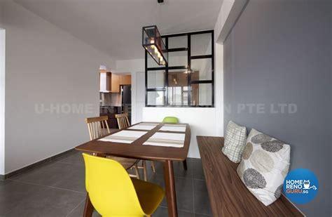 U-home Interior Design Pte Ltd Review : Singapore Interior Design Gallery Design Details