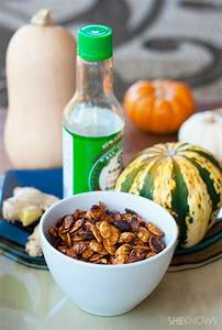 From Sweet To Savory  These Squash Seed Snacks Are Perfect