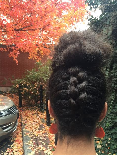 1000 Ideas About French Braids Black Hair On Pinterest