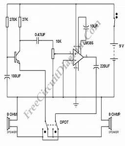 Intercom  U2013 Circuit Wiring Diagrams