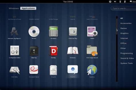 bureau gnome linux le bureau gnome 3 0 disponible en version finale
