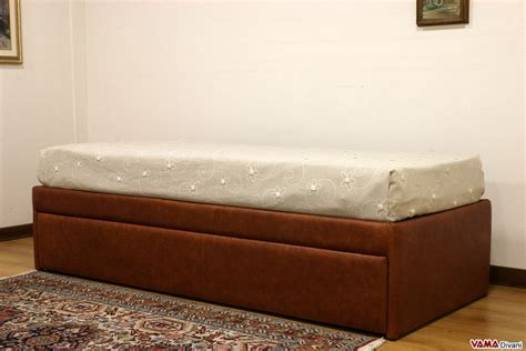 Pull-out Guest Bed With Slatted Base