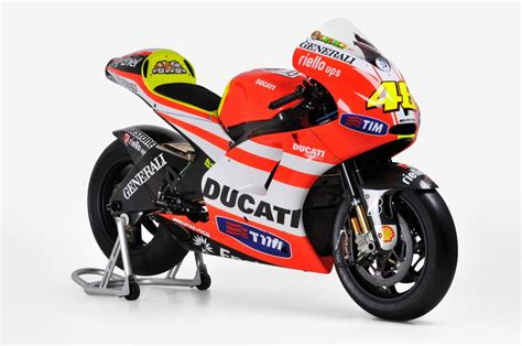 Ducati Race Bikes Of Stoner And Rossi For Sale