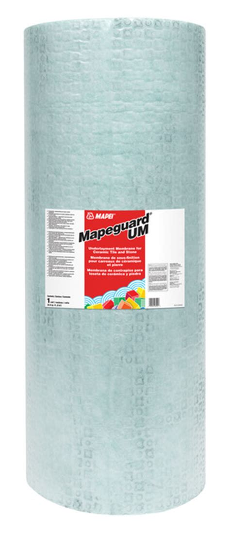 mapei s new underlayment membrane for ceramic tile and tileletter
