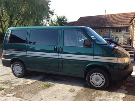 Volkswagen Caravelle Hd Picture by Pictures Of Volkswagen Caravelle I T4 1999 Auto
