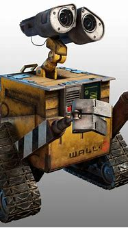 ArtStation - WALL-E 3D Modeling, Texturing, Jasmine Chang ...