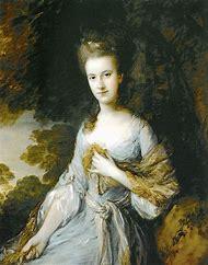 Thomas Gainsborough Portraits
