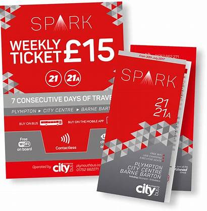Plymouth Bus Citybus Spark Increased Quid Kid