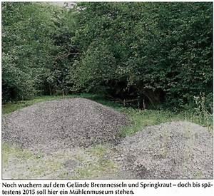 Fließgeschwindigkeit Berechnen : fr here m hle frommried f rderverein bereitet m hlenmuseum in haibach vor ~ Themetempest.com Abrechnung