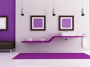 Interior, Design, Purple, Hd, Desktop, Wallpaper