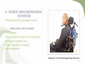 Head Motion Controlled By Wheelchair