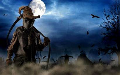 Scary Halloween Wallpapers Horror Spooky Happy Greetings