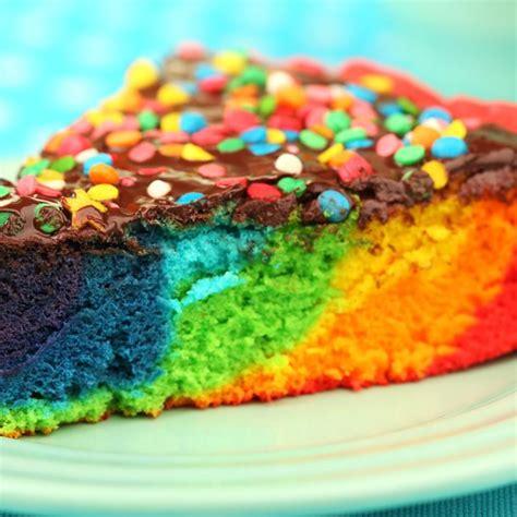 recettes de cuisine de noel recette gâteau au yaourt multicolore