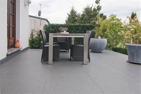 Granit Auf Der Terrase Fliesen & Mehr