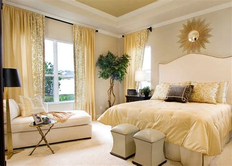 Bedroom Interior Design Gallery by 20 Ideas To Bring To Your Bedroom With Gold