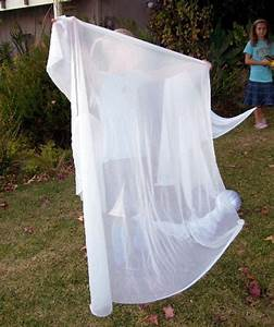 Learn, How, To, Make, Floating, Ghosts, For, Halloween, With, Images