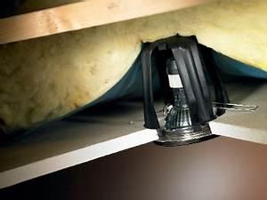 Installer Spot Plafond Existant : protection pour spot encastrable hellermanntyton ~ Dailycaller-alerts.com Idées de Décoration