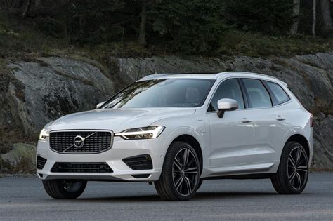 Volvo Xc60 2017 Suv Revealed