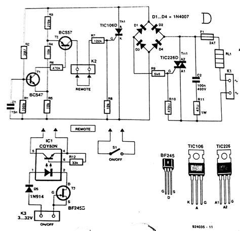 Voltage Converter Circuit Diagram