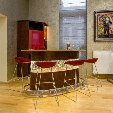 bar meuble cuisine aménagement séjour et conception d 39 un meuble comptoir bar