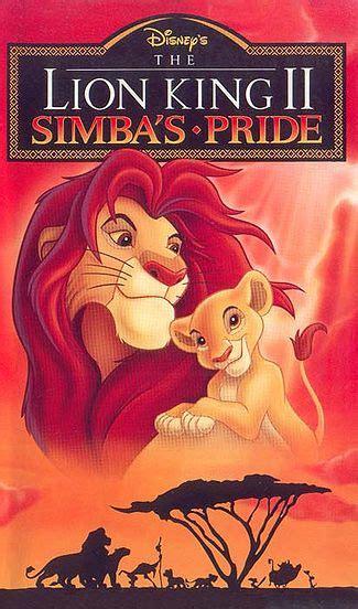 lion king ii simbas pride wikipedia bahasa