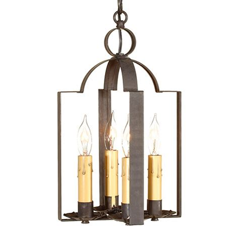 light saddle tin colonial lighting pendant candle blackened ceiling double four lights lamp fixtures interior finish country chandelier rustic hanging