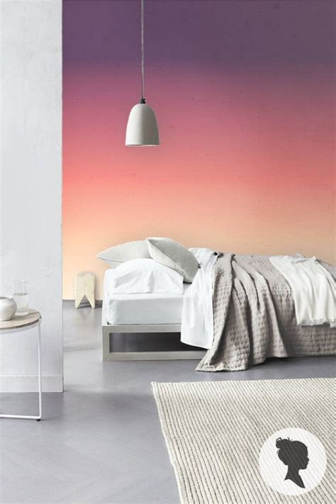 brilliant eye catching ombre walls