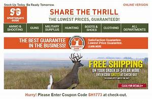 30  Off The Sportsman U0026 39 S Guide Coupon Code